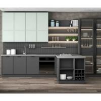 7 mẫu tủ bếp đẹp