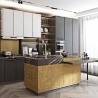 công ty cung cấp tủ bếp gỗ tự nhiên