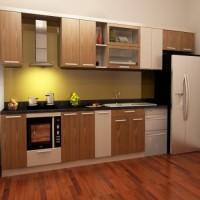 công ty tủ bếp gỗ tự nhiên