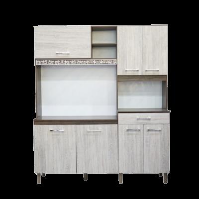 Tủ bếp gỗ tự nhiên 01