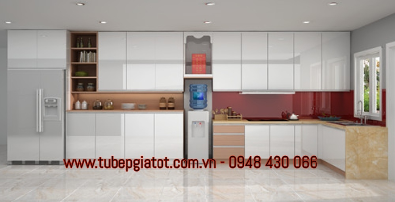 báo giá 365 tủ bếp hiện đại